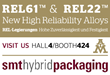 AIM to Highlight REL61™ at SMT Hybrid Packaging on June 5 - 7, 2018