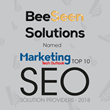 BeeSeen Solutions named as Top 10 SEO Solution Provider of 2018 by Marketing Tech Outlook