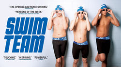 Join Us for a Screening of SWIM TEAM