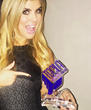 "Ana Quincoces Wins Coveted Hispanicize Tecla Award For ""Best Food Content Creator"""