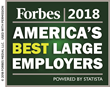 Shaw Industries Ranks Among Forbes' America's Best Employers 2018