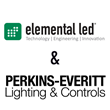Elemental LED Partners with Perkins-Everitt Lighting & Controls