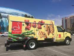 Schwan's Home Service will take delivery of its first 200 Ford E-450 cutaway vehicles this month.