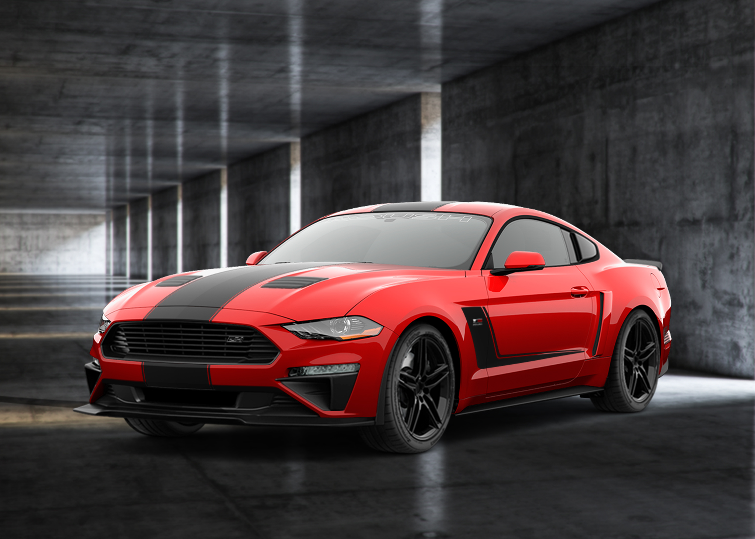 ROUSH Performance Releases Special Edition Mustang