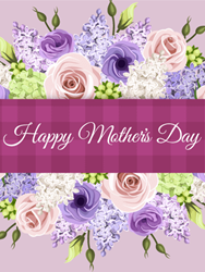 Okwave inc has released more than 100 mothers day greeting cards stunning flower happy mothers day card m4hsunfo