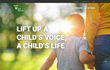 "Guardian ad Litem, 13th Circuit, Launches New Website – ""Lift Up a Child's Voice"""