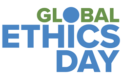 Global Ethics Day October 17, 2018