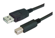 MilesTek's New USB 2.0 Cables Combine LSZH Jackets with Latching Connectors