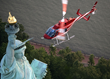 Monmouth Jet Center, Exclusive FBO of Monmouth Executive Airport Announces the Availability of Airport Based Helicopter Charters and Shuttle Services to NYC