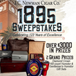 Best Cigar Prices Facebook Sweepstakes Celebrates 123 Years of J.C. Newman Cigars