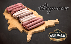 Deli Halal and Wegmans Food Markets