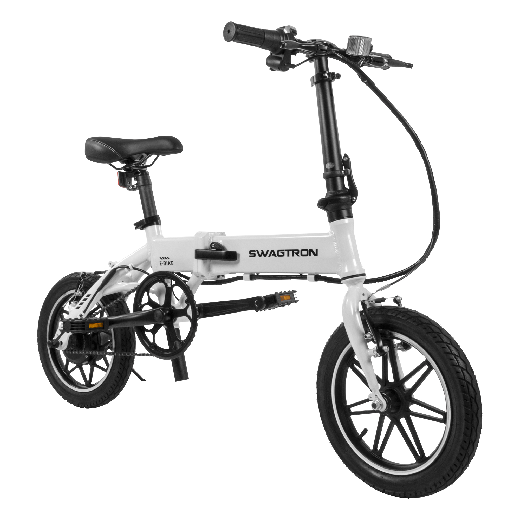 Swagtron Introduces Eb 5 Folding Electric Bike For Eco