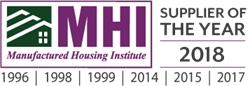 MHI 2018 Supplier of the Year