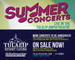 Clint Black and Sara Evans Join Tulalip Resort Casino's 2018 Summer Concert Series Lineup