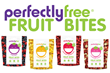 New perfectlyfree® Fruit Bites Put the Fun Back into Healthy Snacking for Kids- Real Fruit Puree – Half a Serving of Fruit – ONLY 5g of Organic Sugar - School Safe