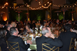 Guests at the Notte di Savoia Enjoy the Evening on the Terrace of the Beverly Hills Montage Resort Honoring Prince Emanuel Filiberto of Savoy and Benefiting Stuart House