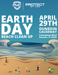 PMC Beach Clean-Up Flyer