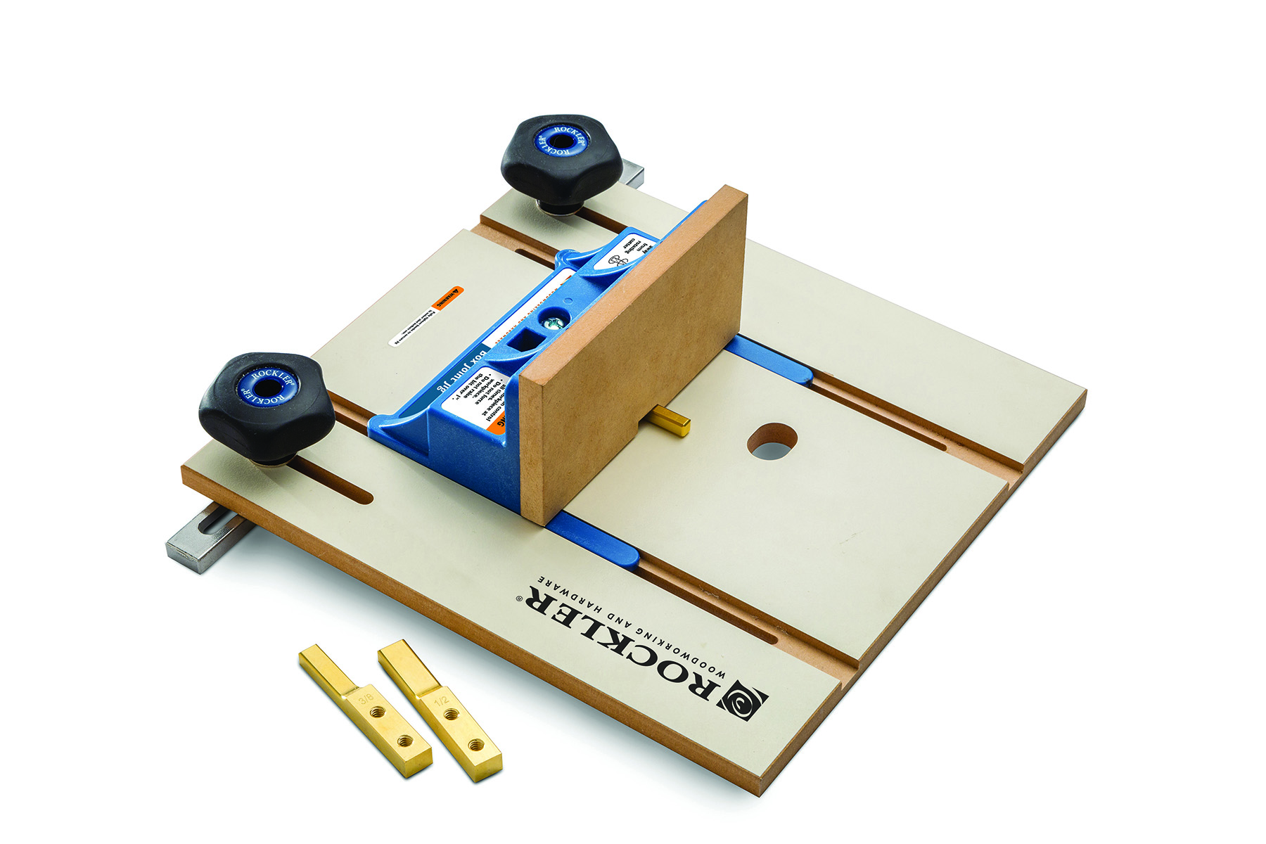 Rockler Updates Router Table Box Joint Jig Easily Create