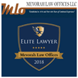Attorneys at DuPage County Law Firm Selected for Elite Lawyer Award