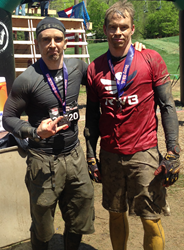 The OCR Kings - Mack and Damer