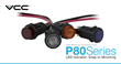 The P80 Series LED panel mount indicator is designed to streamline installation with a snap-in mounting design that requires no additional hardware. Offered in six single LED colors, including red, orange, amber, green, blue and water clear. Five lens colors are also available: red, amber, green, blue and water clear.