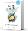 "Jim Blasingame's ""The 3rd Ingredient"" Receives Multiple Awards during New York's BookExpo 2018 Week"