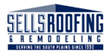 Sells Roofing & Remodeling Celebrating 25 Years of Service in Plainview, TX