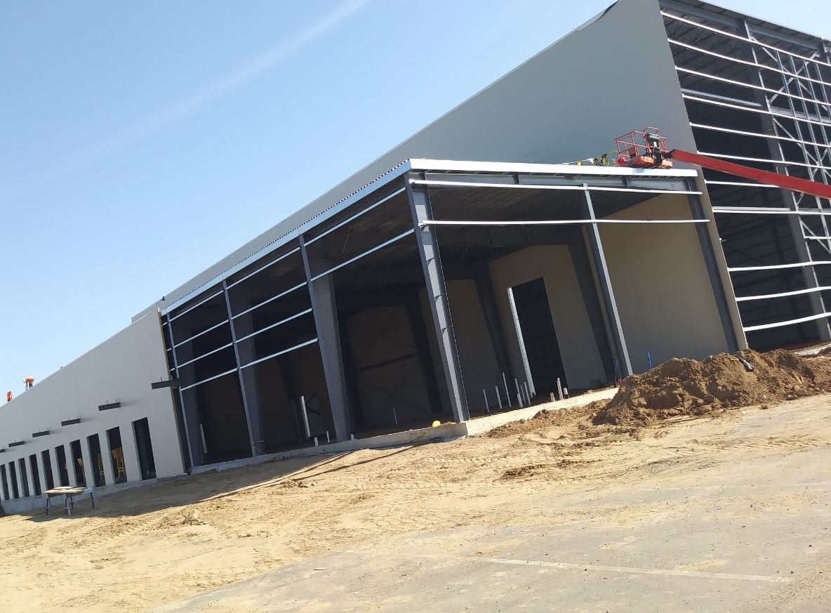 New State of the Art Cold Storage Warehouse Facility Opening