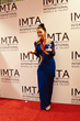 Jolie Chi on the INTA Red Carpet