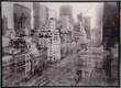 Michael Wesely (b. 1963), photo of MoMA under construction, estimated at $4,000-8,000.