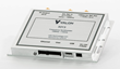The Valon 5015 features versatile communication interfaces: USB, Ethernet, SPI, and TTL Serial.