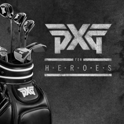PXG for Heroes program helps military veterans find their way into a new set of golf clubs.