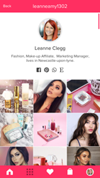 The Dynamic Influencer Program turns user generated content into shoppable branded microsites