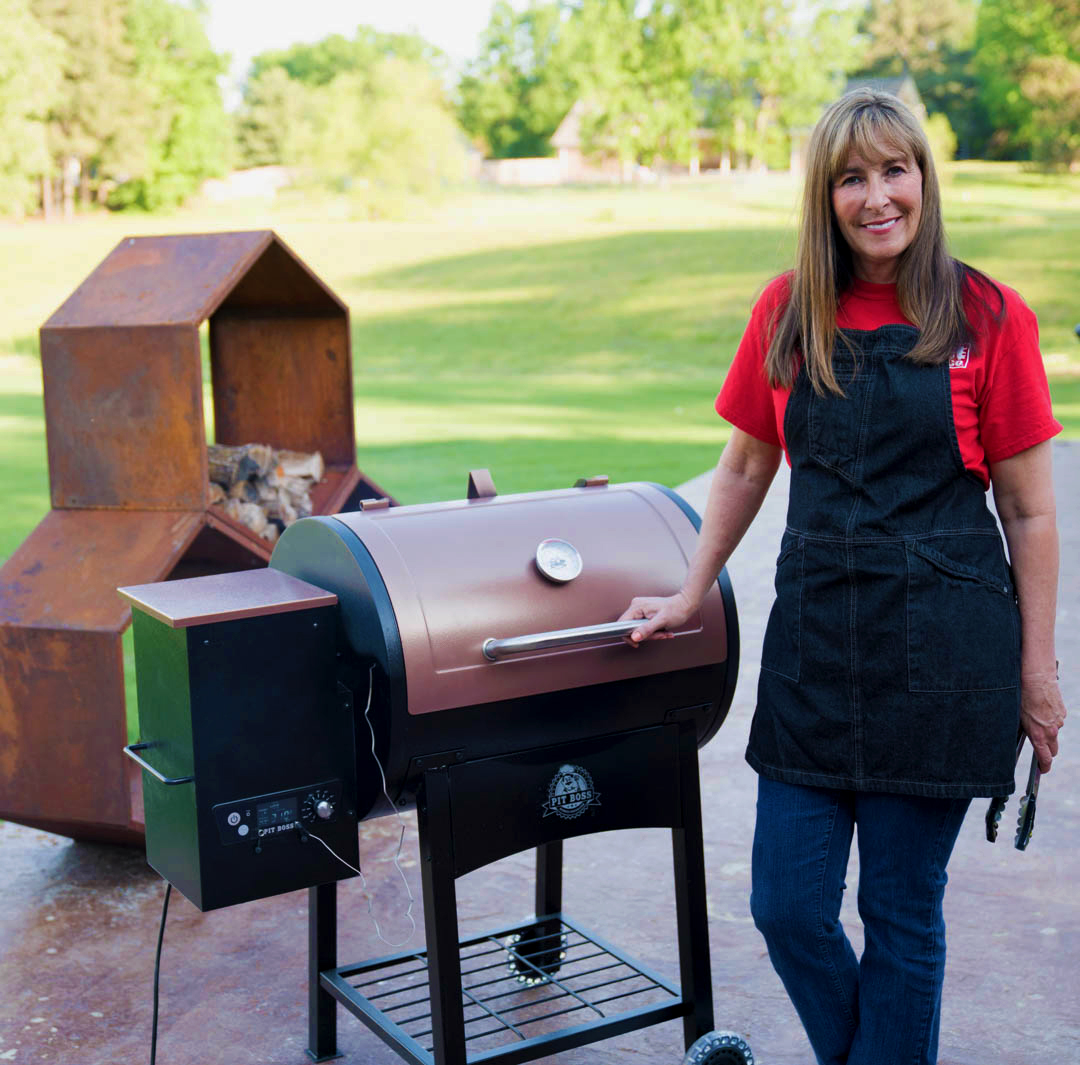 Pit Boss Grills Names Melissa Cookston The Winningest