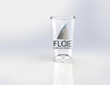 Keep Drinks Cold Twice as Long this Summer with FLOE,  The Pint Glass that Can Double Drinking Time