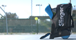 Slinger, World's First Portable Tennis Ball Launcher-in-a-Bag, Launches Crowdfunding Campaign
