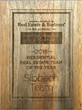 Sibbach Team Named 2018 Residential Real Estate Team of The Year