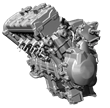 Scan data of a motorcycle engine.