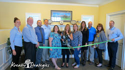 Kreativ Strategies Ribbon Cutting with the Dover, NH Chamber