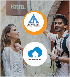 Hostelling International has entered into a partnership with SiteMinder