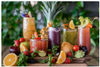 Healthy Juices Delivered Daily to New Duplex Wellness Suites at AAA Five Diamond Grand Velas Los Cabos