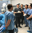 Dr. Bernstein Gives First Master Class in Robotic Hair Transplantation