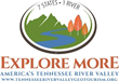 Explore Tennessee River Valley Launches New Brand and Logo Design