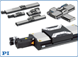 New High Performance High Load Linear Stages Family, Ballscrew and Linear Motor Options