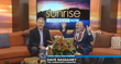 "Dave Nassaney on ""Sunrise,"" ""Hawaii News Now, CBS, Hawaii"