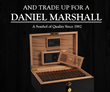 Cash for Clunkers Program, Daniel Marshall Humidor
