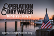 Operation Dry Water Reminds Boaters to Stay Sober While Boating Ahead of Memorial Day Weekend