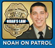 "Noah On Patrol Tells Judges: ""We're Watching!"""