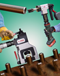 Esco New MILLHOG® Pipe Beveling Tools are Offered With  I.D. or O.D. Clamping