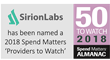 Spend Matters Names SirionLabs a 'Provider to Watch' for Procurement Technology for the Third Year in a Row
